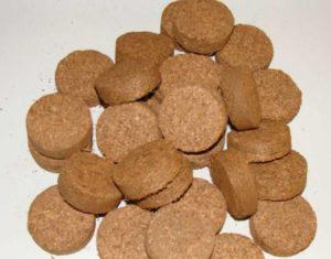 кокосовые таблетки